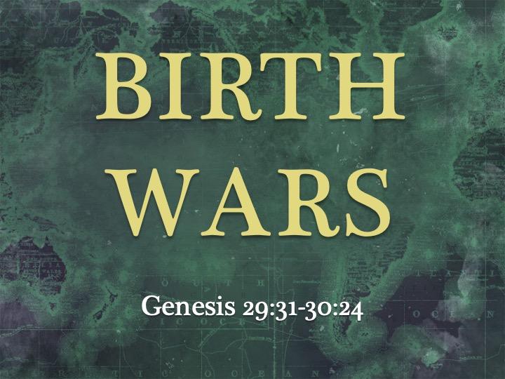 Birth Wars
