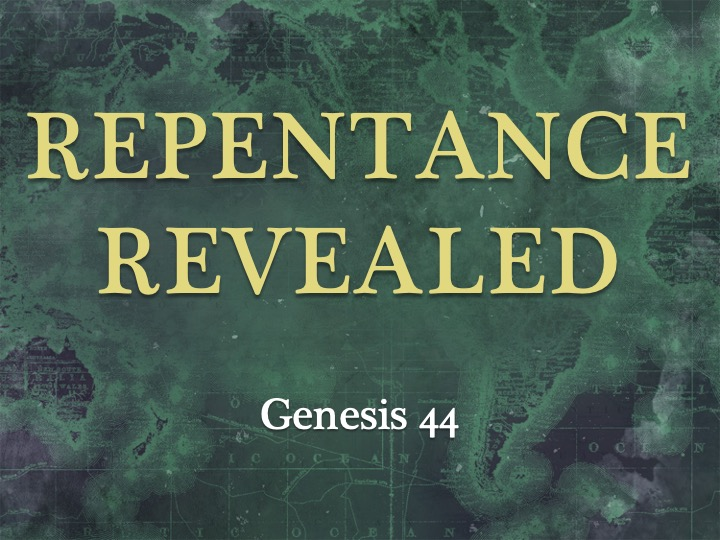 Repentance Revealed