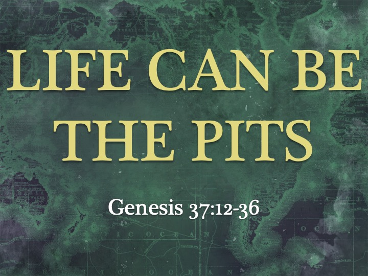 Life Can Be The Pits